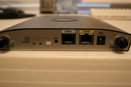 Cisco 1242 Wireless Front