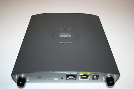 Cisco 1242 Wireless Top