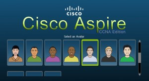 Cisco CCNA Aspire Game
